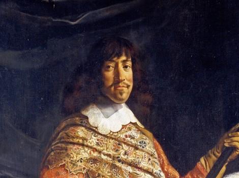 Corfitz Ulfeldt - Kongernes Samling