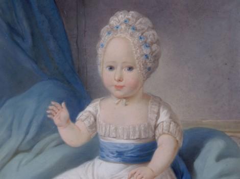 Caroline Mathilde 1771 The Royal Danish Collection