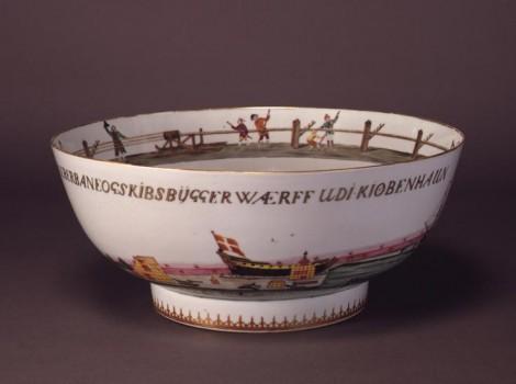 flora danica porcelain