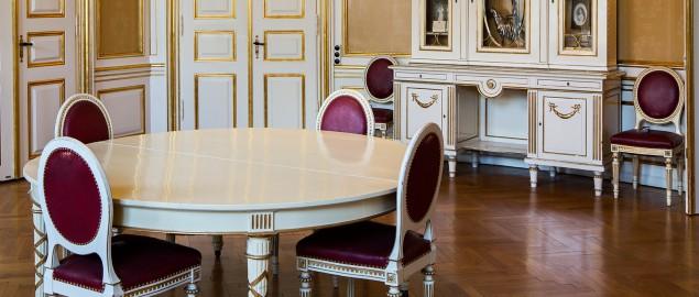 Amalienborg » spisebord