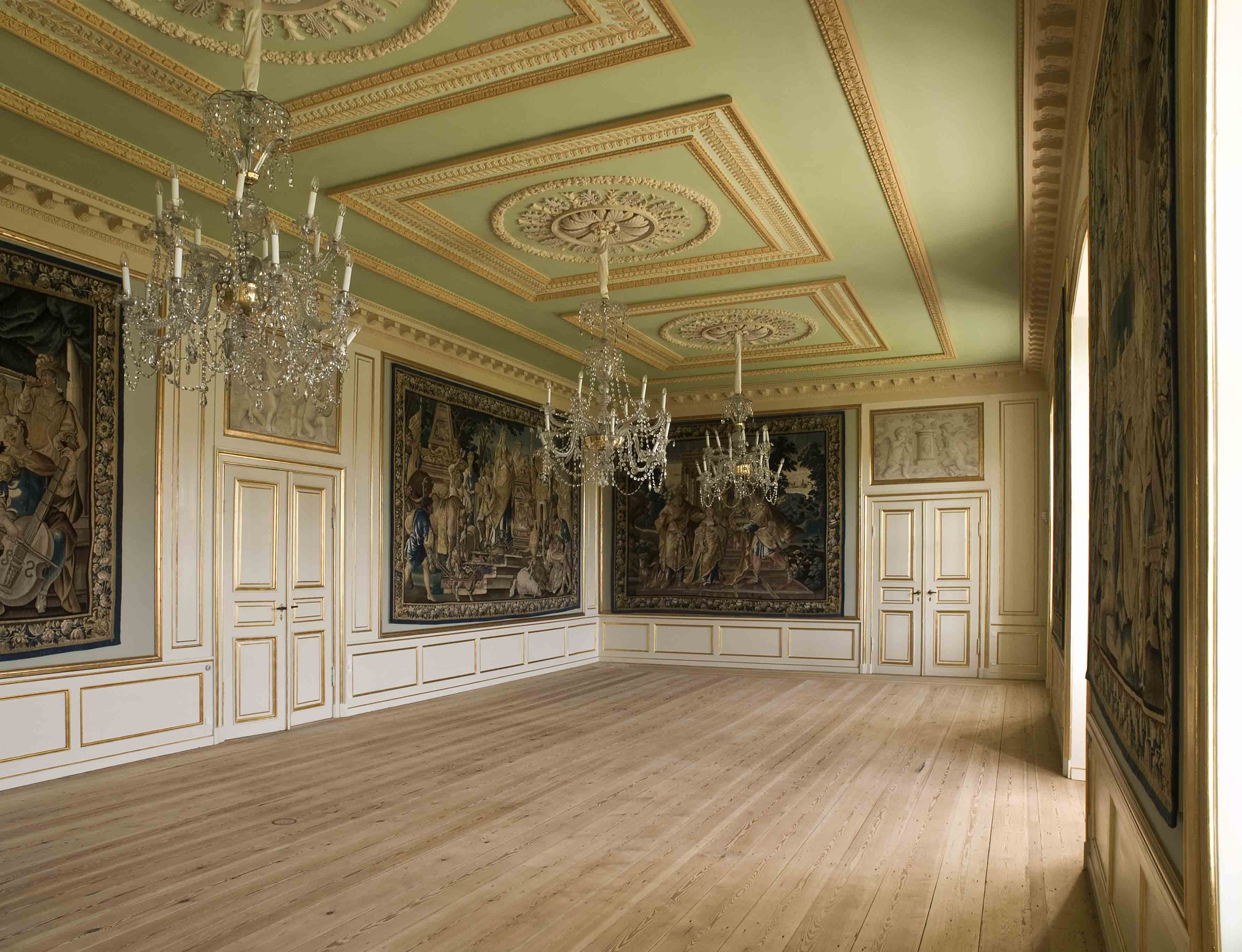The Colours Of The Empire Style Interior In Frederik VIIIu0027s Palace At  Amalienborg   The Royal Danish Collection