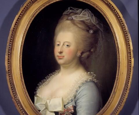 Rosenborg » Caroline Mathilde