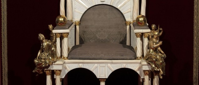 Good Coronation Chair, King