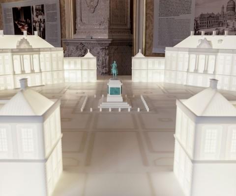 Model Af Amalienborg Kongernes Samling
