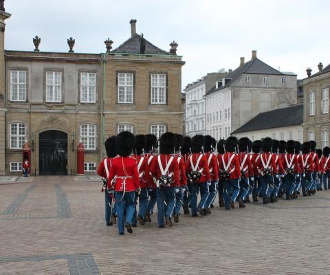 amalienborg museum åbningstider