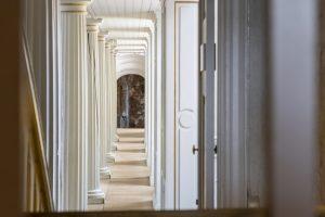 Bibliotekssalen | historiske sale på Koldinghus