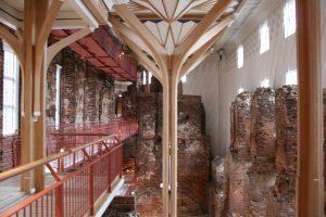 Ruinsalen | historiske sale på Koldinghus