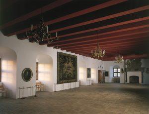 Riddersalen | historiske sale på Koldinghus