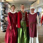 Prøv dragter i udklædningsværkstedet på Koldinghus